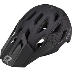 O'Neal Pike 2.0 Casco Solid, black/gray